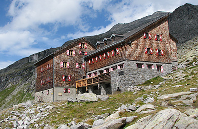 Die Kürsinger Hütte