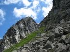 Aufstieg zur Kürsinger Hütte
